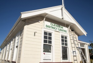 Clevedon old building
