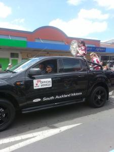 Puke parade 2 2013