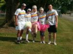 Colour run before