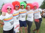 Colour run Westies 2