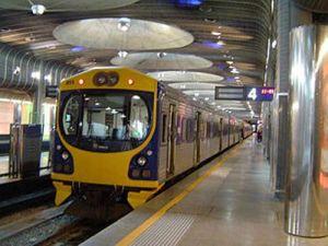 Auckland Train