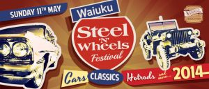 Waiuku Steel n Wheels 2014