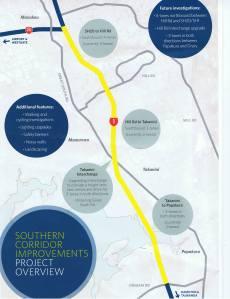 Southern Corridor Improvements