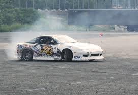 car drifts