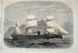 Bombay the ship