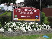 Touchwood sign