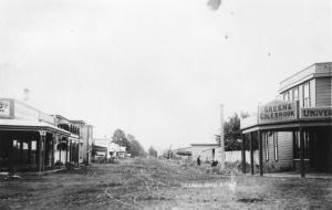 Tuakau of olden times