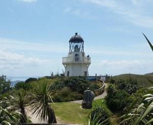Manukau Heads Lighthouse
