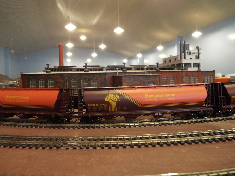 The Glenbrook Model Railway
